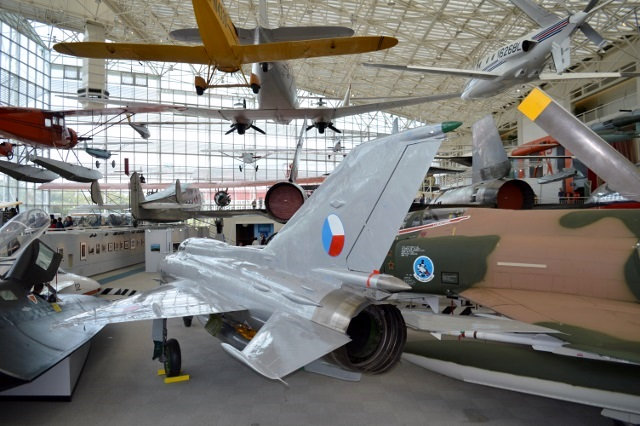 Museum of Flight,Washington