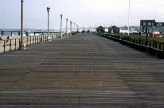 Boardwalk. Ocean Grove, NJ