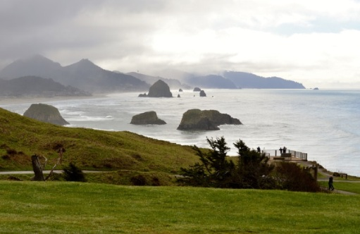 near Cannon Beach