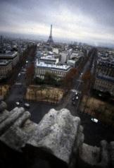 Paris - View From Arc De Triumph