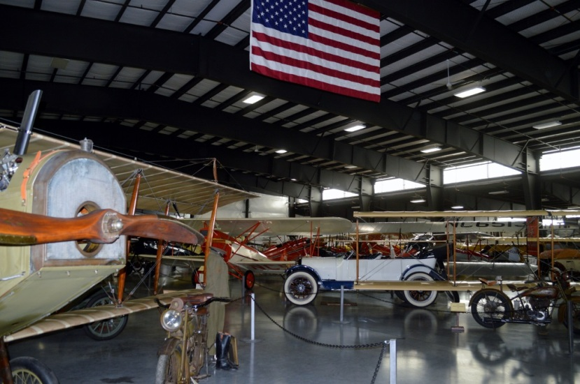 Western Antique Aeroplane & Automobile Museum, Oregon