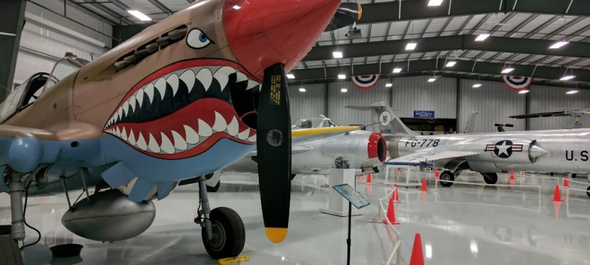 Warhawk Air Museum, Nampa,Idaho