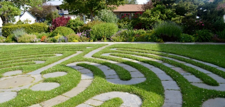 Labyrinth, Eastsound..