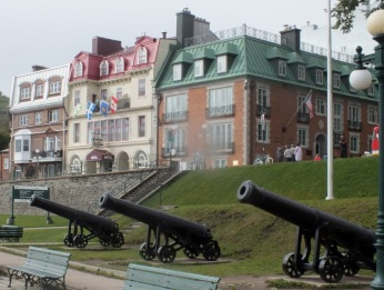 Take in the history of Quebec