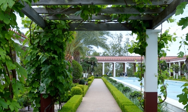 Getty Villa, Pacific Palisades, California ~ Photos