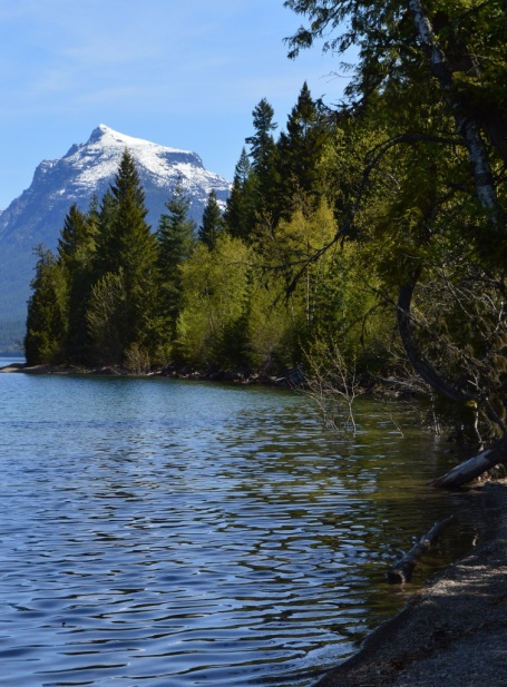 Lake McDonald...