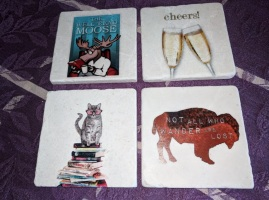 Coasters, The Well Read Moose