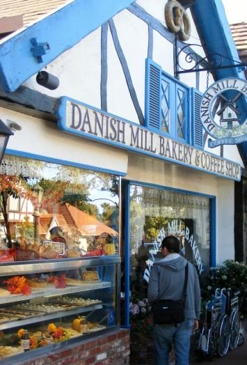 Enjoy the pastries ...
