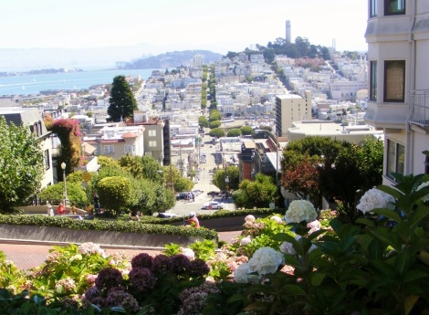 Lombard Street ...