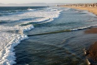 perfect beach to walk