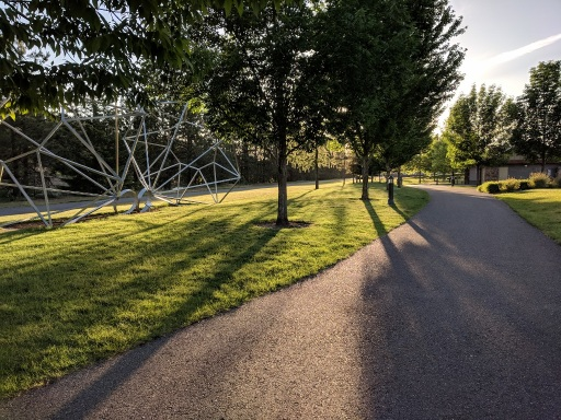 Riverfront Park, next to Centennial Trail