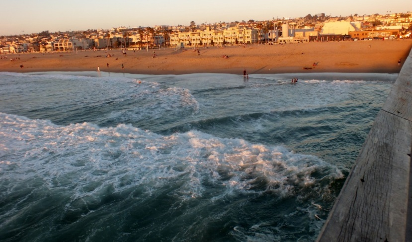 Hermosa Beach, Redondo Beach, CA ~ Photos