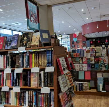 The Well~Read Moose Bookstore..