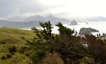 36 Ecola State Park, north of Cannon Beach