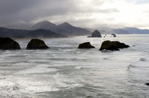 39 Ecola State Park ....