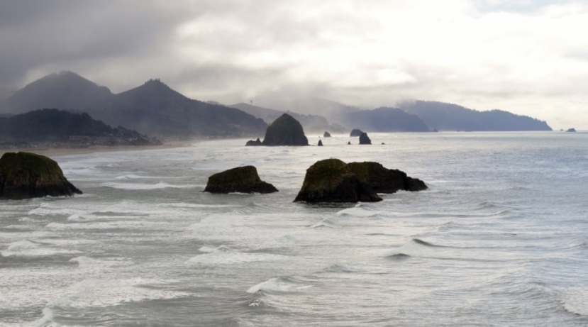 Cannon Beach area, Oregon ~ Photos
