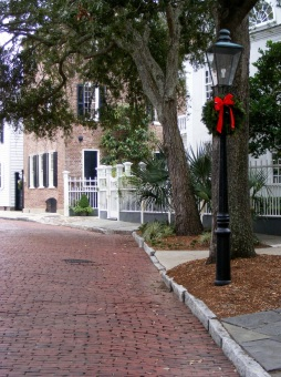 Historic area Christmas 3