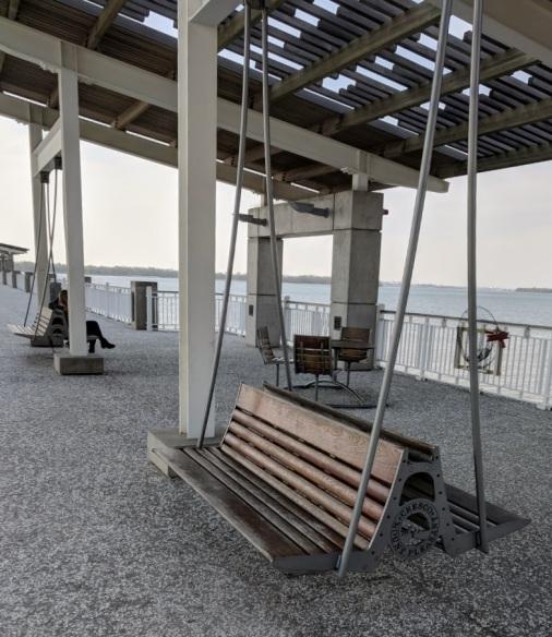 Water Park --- swings