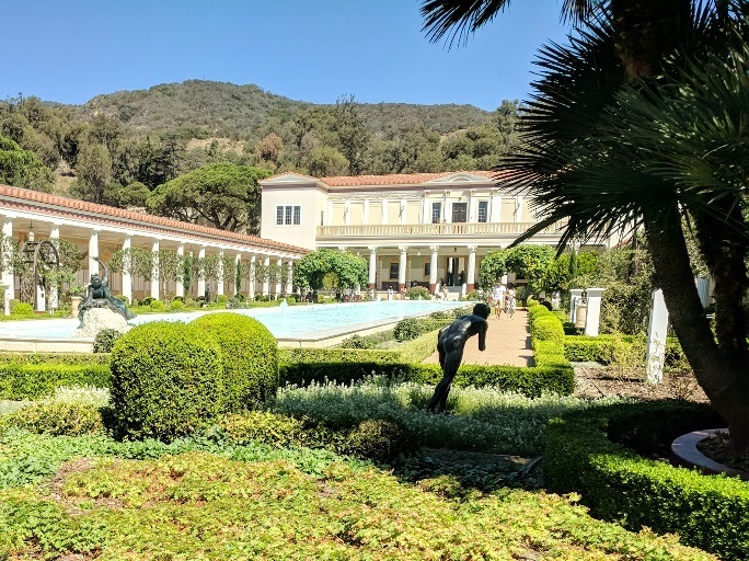 Photos ~ Getty Villa, Pacific Palisades, CA