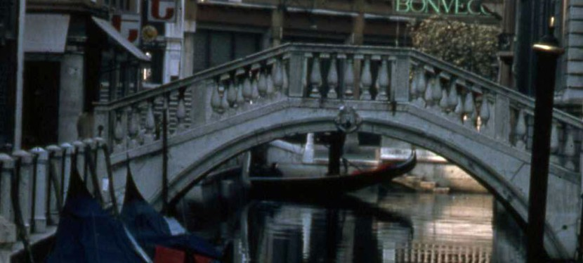 Travel Memoir ~ Venice,Italy