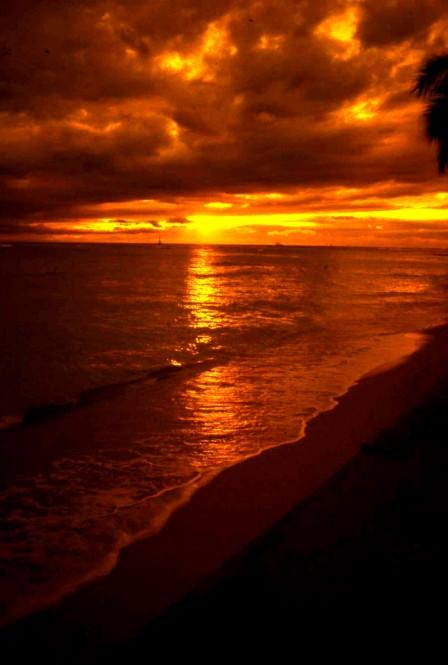 Sunset_Waikiki