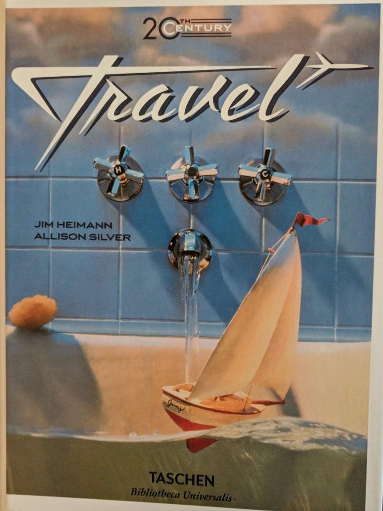 The Armchair Traveler ~  20th Century TravelPosters