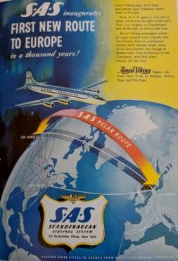 SAS, 1954