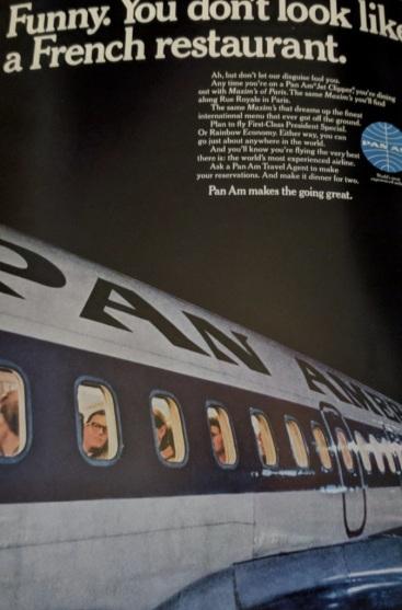 PanAm, 1968