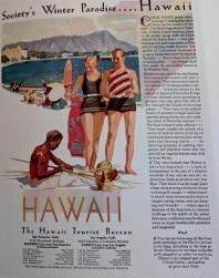 Hawaii, 1929