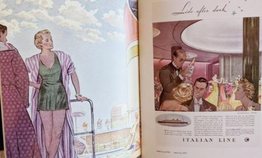 Italian Line, 1937