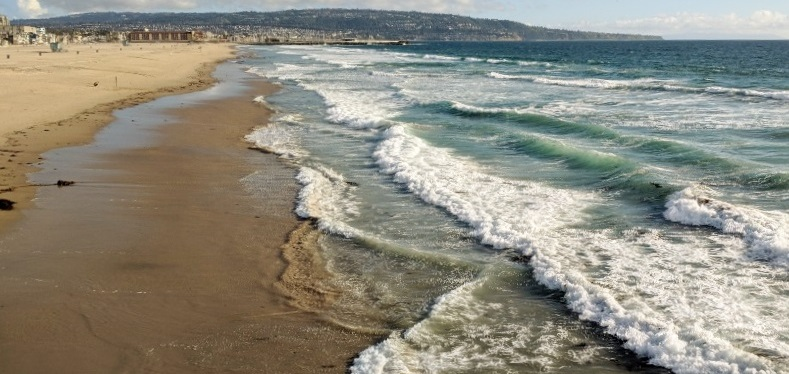 Photos: Hermosa Beach, Redondo Beach, CA