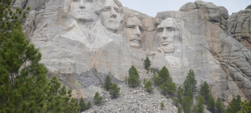 Road Trip: Western Washington to Mt Rushmore ….. Mt Rushmore National Memorial, Keystone, South Dakota