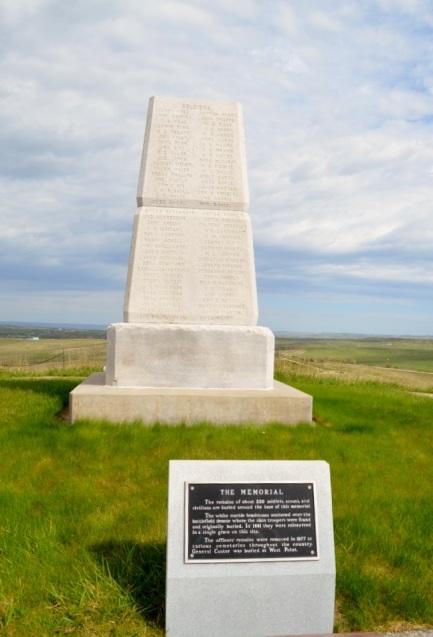 7th Cavalry Memorial