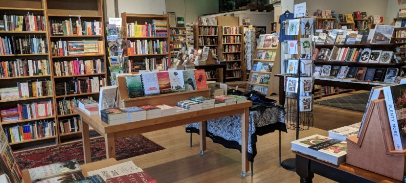 Favorite Bookstores: Missoula, Montana