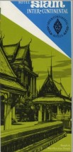 Bangkok Hotel, Wat Phra Keo Temple on cover