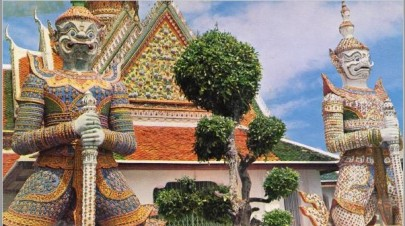 Post Card~Wat Arun
