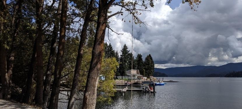 Hayden Lake, Idaho