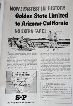 Train Ad