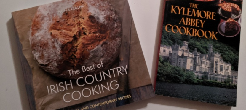 Armchair Traveler ~ Cookbooks ~ Irish