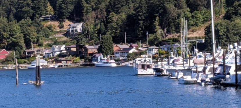 Gig Harbor, WA ~ Waning Days of Summer ~Quotes